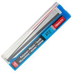 Aristo minice za tehnični svinčnik, 0,7 mm, 2B