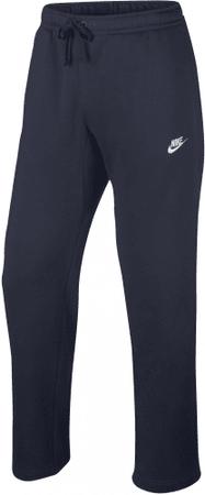 Nike moška trenirka NSW Open Hem Fleece Club, L