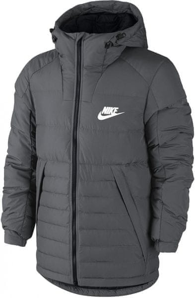 Nike M NSW DOWN FILL HD JACKET Grey L