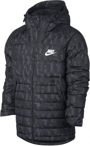 Nike M NSW DWN FILL JKT HD AOP SSNL S