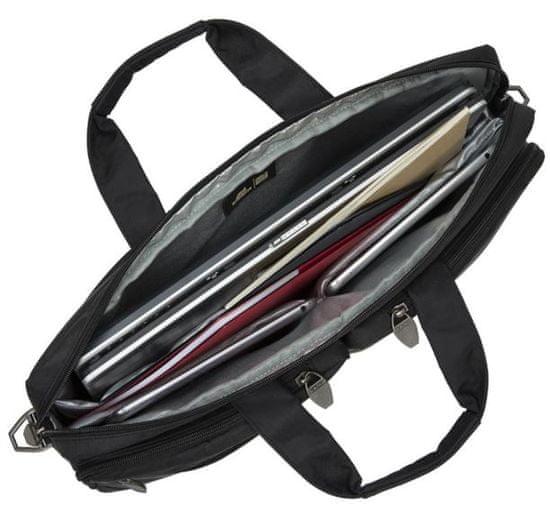 """RivaCase torba za prenosnik 8550 44 cm (17,3""""), črna"""