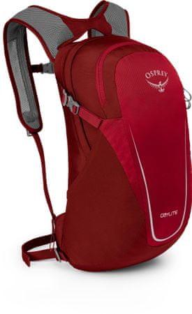 OSPREY Daylite II real red