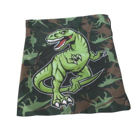 Street vrečka za copate Dinosaur