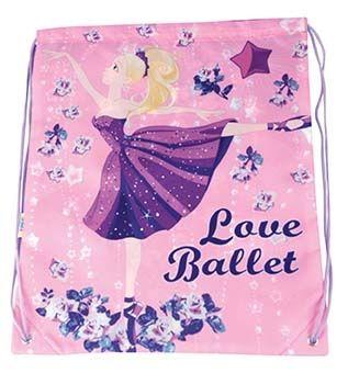 Street vrečka za copate Love Ballet