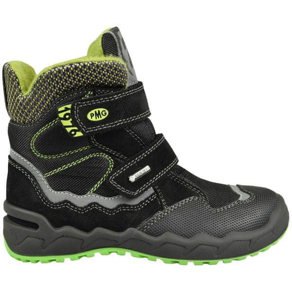 Primigi chlapecká zimní obuv 37 černá