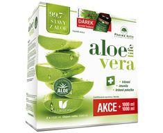 Pharma Activ AloeVeraLife 1+1 ZDARMA (1000 ml + 1000 ml) + Olej ze sibiřské jedle bělokoré 50 ml ZDARMA
