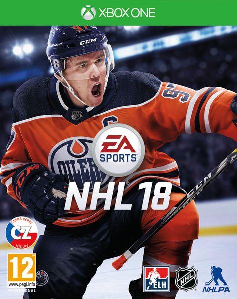 EA Sports NHL 18 / Xbox One