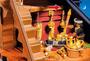 7 - Playmobil A fáraó rejtélyes piramisa (5386)