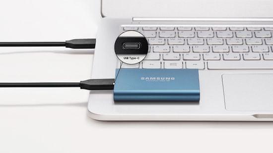 Samsung T5 500GB SSD (MU-PA500B/EU)