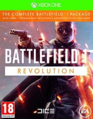 EA Games Battlefield 1 Revolution (Xbox ONE)