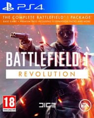 EA Games Battlefield 1 Revolution edition (PS4)