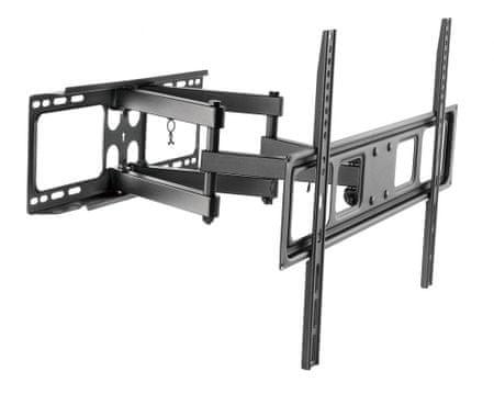 """MAX zložljiv nagibni nosilec za LED/LCD TV MTM2090FM 37"""" - 55"""", črna"""