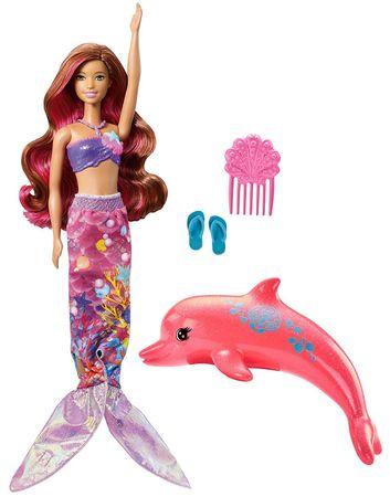 Mattel Barbie Delfinvarázs Hableány