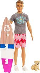 Mattel Barbie Delfinvarázs Ken