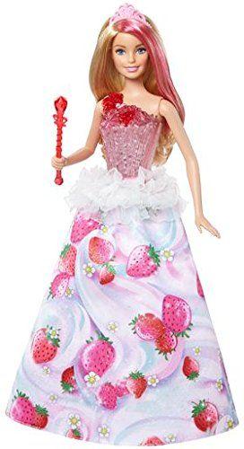 Mattel Barbie Jahůdková princezna