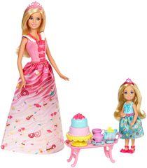 Mattel Barbie Édes teadélután