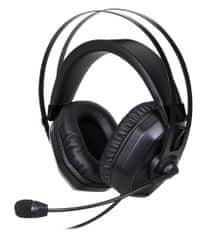 Cooler Master Masterpulse MH320 słuchawki z mikrofonem, czarne