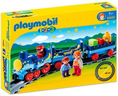 Playmobil 6880 Gwiezdny pociąg z torami