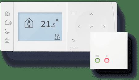 DANFOSS termostat TPOne-B-RF+RX1-S, 087N7854