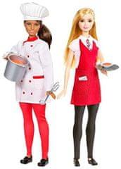 Mattel Barbie a barátnőjével Főszakács és a pincérnő