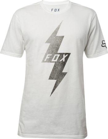 FOX moška majica Pre Mortum SS Premium L bela