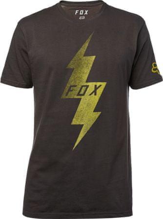 FOX moška majica Pre Mortum SS Premium L črna
