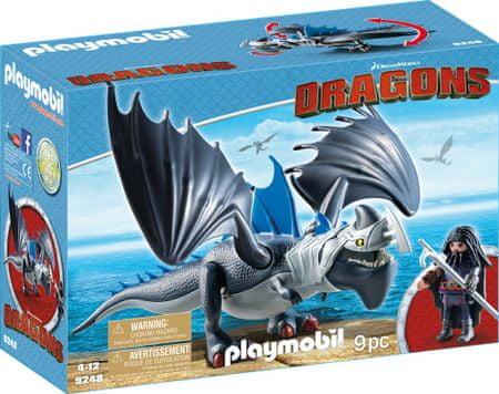Playmobil 9248 Drago i uzbrojony smok