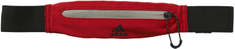 Adidas Run Belt Scarlet Red-Smc/Silver/Black NS