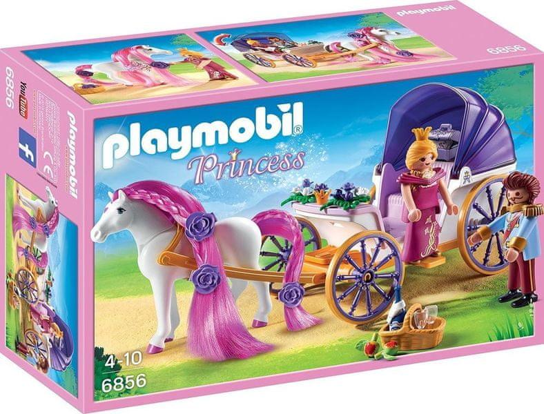 Playmobil 6856 Královský pár s kočárem