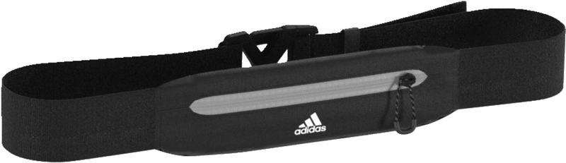 Adidas Run Belt Black/Reflect Silver/White NS