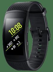 Samsung smartwatch Gear Fit2 Pro, czarny