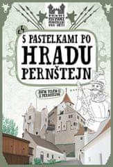 Chupíková Eva: S pastelkami po hradu Pernštejn