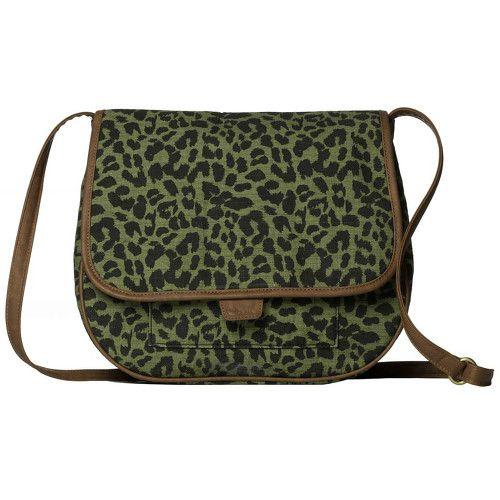 Volcom Crossbody kabelka Lazy Day Shoulder Bag Brown E6531400-BRN