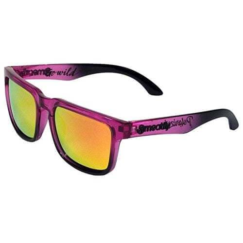 MEATFLY Sluneční polarizační brýle Class C-Polarized Purple
