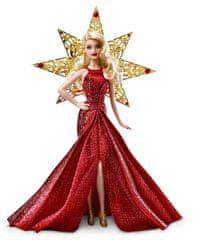 Mattel Szőke Barbie ünnepi ruhában