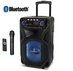 Manta manta-manta-Bluetooth prenosni zvočni sistem za karaoke SPK5021 HERAKLES - odprta embalaža