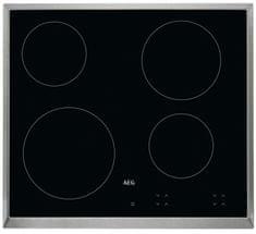 AEG električna kuhalna plošča HK624000XB