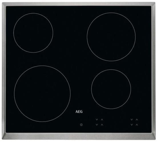 AEG električna kuhinjska ploča HK624000XB