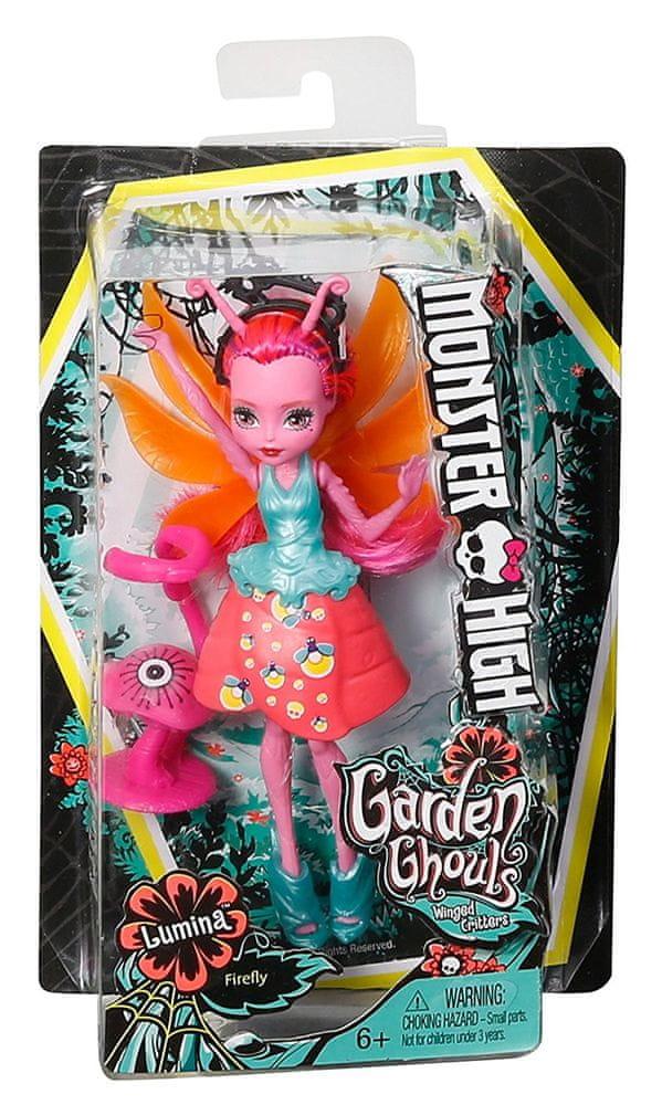 Mattel Monster High Straškouzelná víla Lumina