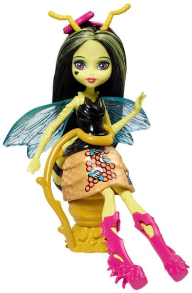 Mattel Monster High Straškouzelná víla Beetrice
