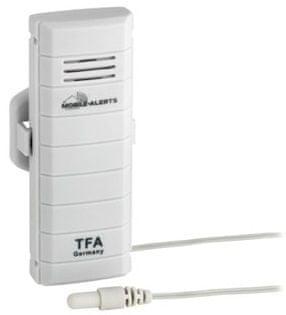TFA Bezdrátové čidlo s kabelovým senzorem 30.3301.02 pro Weatherhub