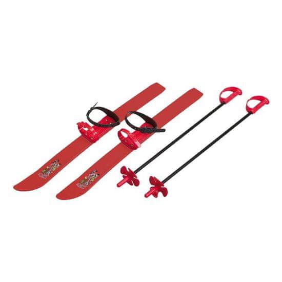 Spartan smuči Ski Set, otroške, 66 cm, rdeče
