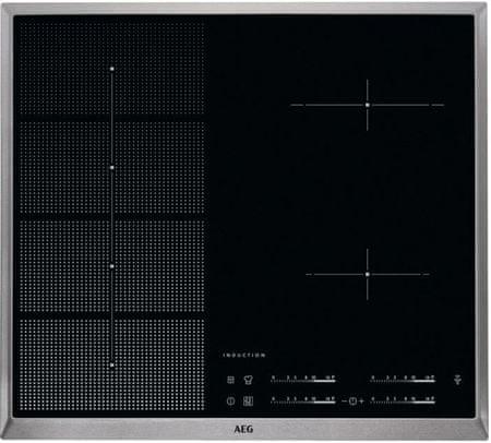 AEG indukcijska kuhalna plošča HKP65410XB