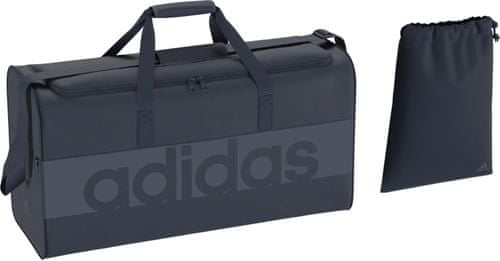 4586ab62ec054 Adidas Lin Per TB L Collegiate Navy/Trace Blue L | MALL.SK