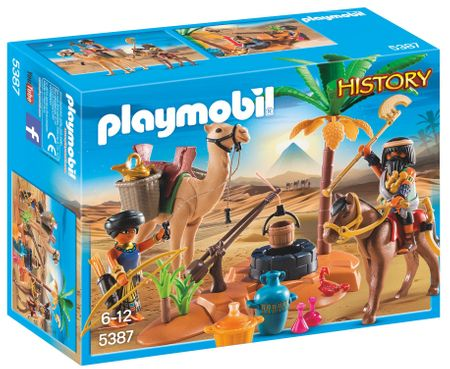 Playmobil Kamp Tomb Raider (5387)
