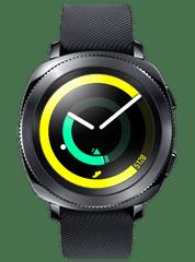 Samsung smartwatch Gear Sport (R600), czarny