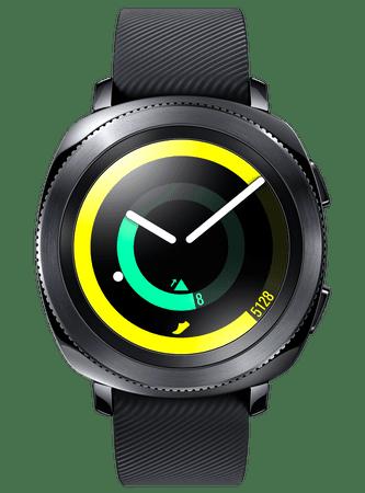 SAMSUNG Gear Sport (R600), fekete