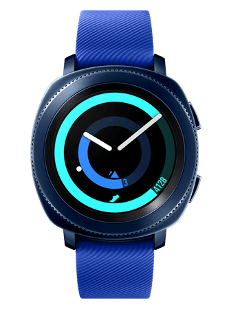 Samsung Gear Sport (R600), niebieski