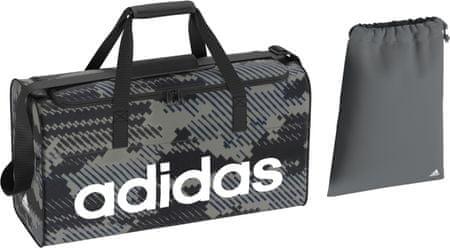 Adidas Lin Per TB M Gr Vista Grey/Black/White M
