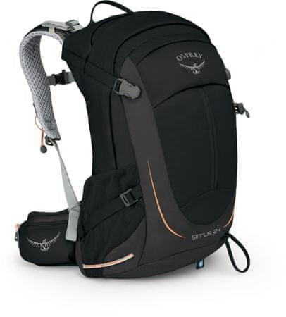 Osprey Sirrus 24 II black
